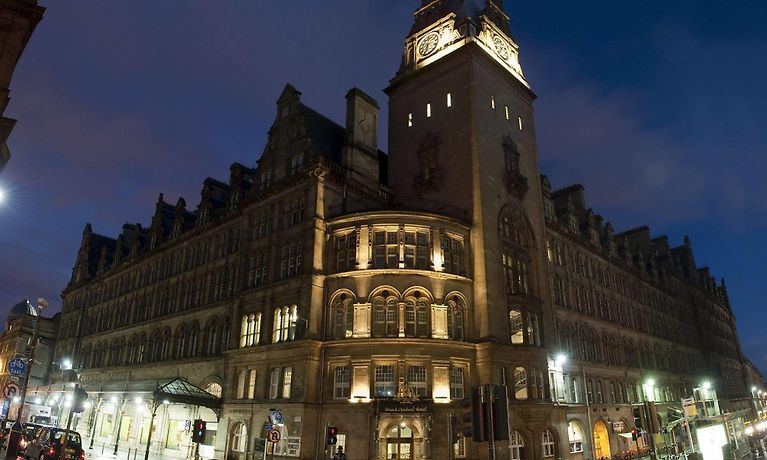 Grand Central Hotel Glasgow 4 Star Accommodation In City Centre